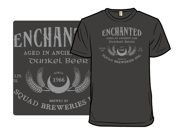 Enchanted – Squad Breweries T Shirt