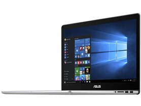 "Asus 15.6"" 4K Ultra-HD Intel i7 Touch Ultrabook"