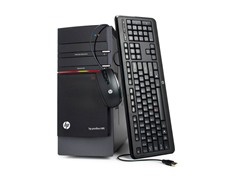 HP Quad-Core i7 Desktop