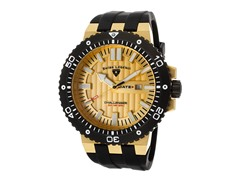 Challenger Watch, Gold / Black