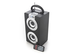 QFX Bluetooth Multimedia Speaker