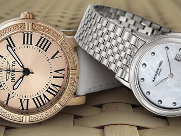 Women's Luxury and Designer Watches