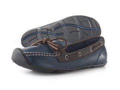 KEEN Women's Catalina Boat Shoe, Navy
