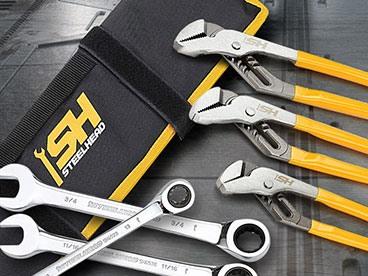 Steelhead and Motorhead Tools