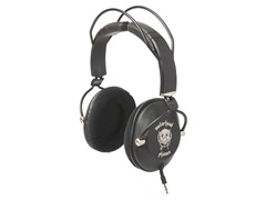Motorizer Over-Ear Headphones w/Inline Mic