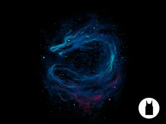 Dragon Nebula Unisex Tank