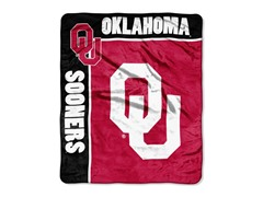 Northwest Oklahoma Plush Throw