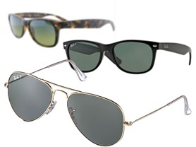 Top Ray-Bans Styles with Polarized Lens