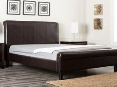 Washington Bonded Leather Bed (2 Sizes)