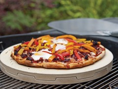 Perfect Pizza Grilling Stone
