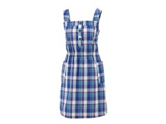 Women's Penelope Dress - Aruba Plaid