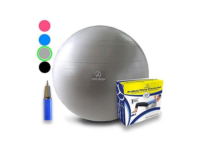 Exercise Ball - Professional Grade Anti…