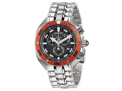 Sector Oceanmaster Chronograph, Red
