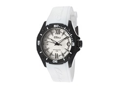 Elini Barokas White Silicon Ladies Watch