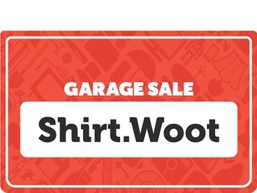Garage Sale: Shirt Edition!