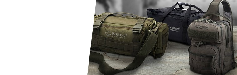 Yukon Outfitters Bags