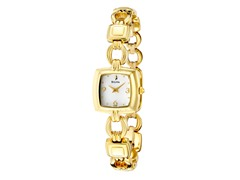 Women's Gold Bracelet Watch