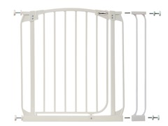 "Bindaboo B1133 Swing Close Security Gate w/3.5"" Extension"