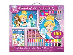 Disney Princess Giant Art Collection