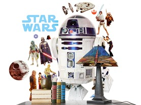 RoomMates Star Wars Wall Decal Bundle
