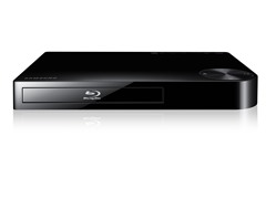 Blu-ray Player w/Built-in Wi-Fi