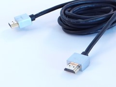 Gatorwire Slim Metal High-Speed HDMI Cable