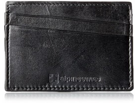 Alpine Swiss Wallet - RFID-040