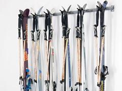 51-Inch 6-Ski Rack