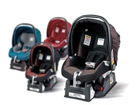 Peg Perego Infant Car Seat 4-Colors