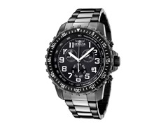 Invicta 1328 Gunmetal Stainless Steel