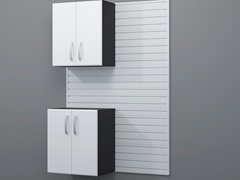 Wall/Base Cabinet Combo Starter Pack, White
