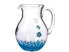 Flower Field Pitcher