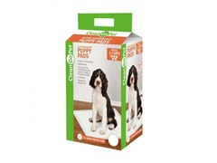Clean Go Pet Super Absorb Puppy Pad 7-Pack - Case of 2