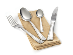 Cook & Co. 24-Pc Flatware Set