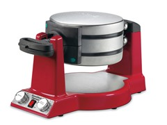 Waring Waffle/Omelet Maker- Red