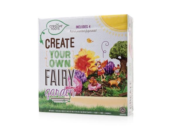 Create your own fairy garden kids toys for Design my own garden