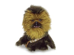Chewbacca Super Deformed Plush
