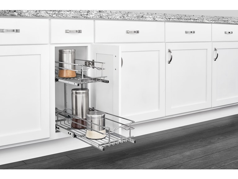 Rev-A-Shelf 59-9C-2-5 Two Tier Pull Out Basket