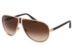 Men's Aviator, Gold