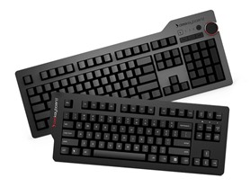 Das Keyboard 4 & 4C Mechanical Keyboards