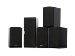 Take Classic 5pc Speaker System