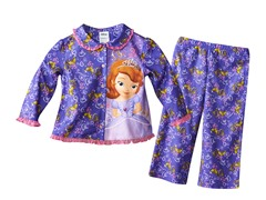 Princess Sofia 2-Piece Set (2T-4T)