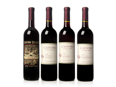 Castoro Cellars Red Sampler (4)
