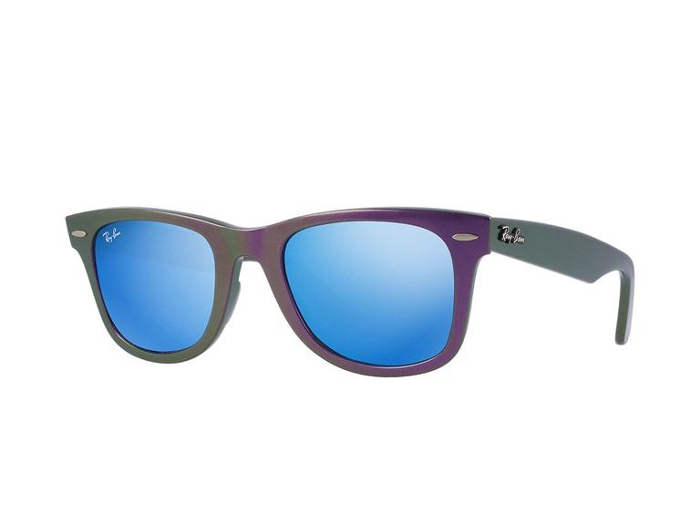 1ac5746676c8 Ray-Ban RB2140 Cosmo Wayfarer- Blue