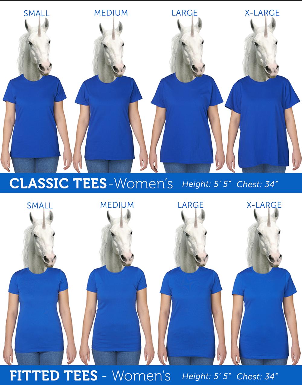 Women's Small-XL