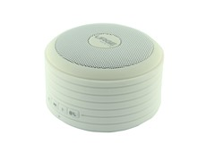 Sound Disc Bluetooth Speaker - White