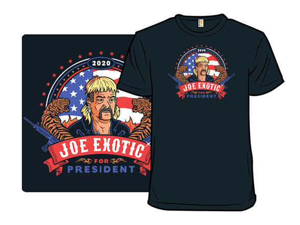 Make America Exotic Again T Shirt