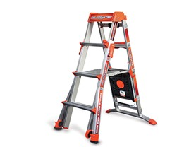 Little Giant Select Step Ladder 4'-6'