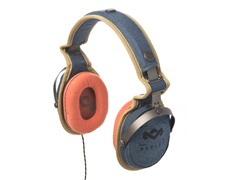 Over-Ear Headphones w/ 3-Button Remote