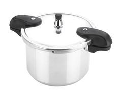 Casa Essentials 6 Qt Aluminum Pressure Cooker